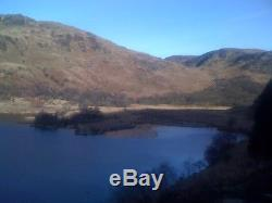 3 Nights Holiday Cottage Lodge Scotland with Trout Salmon Fishing fly rod reel