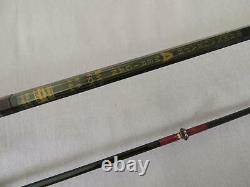 8'6 Bruce & Walker Hexagraph American River Trout #4-6 Fly Fishing Rod