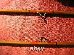 BAMBOO FLY ROD - 7'9 -5WT. Young taper