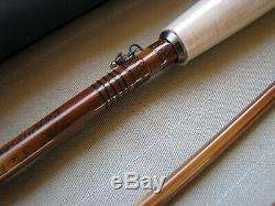 Bamboo Fly Rod 7-1/2' 3section. 2 Tips 5 Wt