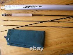 Bamboo Fly Rod - 7'6 - 2/2 - 5-weight