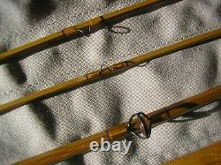 Bamboo Fly Rod - 8'0 - 2/2 - 4- Weight