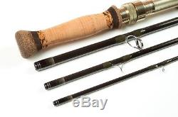 Beulah Platinum Spey Rod 12'6 6 wt Fly Fishing Rod for Steelhead and Salmon