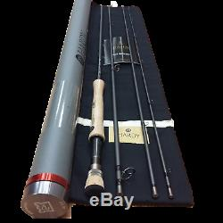 Details about HARDY WRAITH 10' #7 4pce FLY FISHING ROD