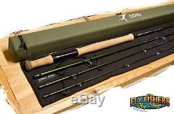 Echo 3 Two-Handed 6110-4 6wt 11'0 4pc Switch Fly Fishing Rod