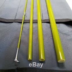 Epic FastglassII 686 8'6 Fiberglass fly rod Excellent cond. Used 1 Time
