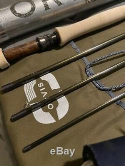 Euro Nymph Fly Rod Reel Outfit $900 Rtl Orvis Recon 1003-4 Ross Animas Nvr Cast