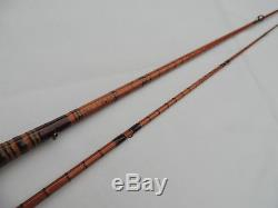 Fine 8ft Steven Woolley The Old Master #5/6 Split Cane Fly Fishing Rod