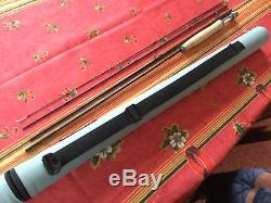 Fly Fishing Rod Guideline LPXE 9 #6 weight used