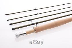 Fly Fishing Rod IM10 8'9. LW5, 4sec with a spare tip