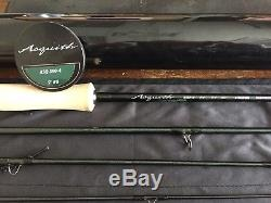 G Loomis Asquith 890-4 fly fishing rod 8 weight 9 foot 4 piece