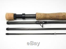 G. Loomis GLX Fly Fishing Rod. FR1089-4. 9' 9wt. With Tube and Sock
