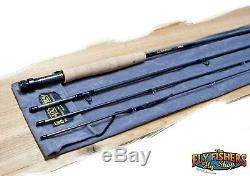 G. Loomis IMX FR1084-4 9'0 4wt 4pc Fly Fishing Rod Made In USA NEW