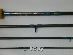G. Loomis NRX (Blue) 9' 8# Premium Fly Fishing Rod EXCELLENT CONDITION