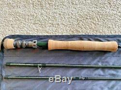 G. Loomis / Shimano Asquith 890-4 9' Fly Rod 8 wt