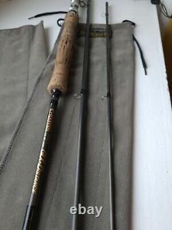 Gloomis Glx distance Fly Rod 10' #7 fly fishing trout fishing