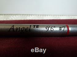 HARDY ANGEL TE TROUT FLY FISHING ROD 9' 6 #7 (9ft 6in 7wt) Ex Display
