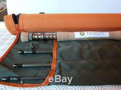 HARDY ZENITH 10' #7 4 Piece FLY FISHING TROUT ROD NEW