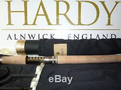 HARDY ZENITH SINTRIX 15' 1 #10 FLY FISHING TROUT ROD DOUBLE HANDED Ex Demo
