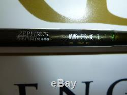 HARDY ZEPHRUS SINTRIX 440 FLY FISHING TROUT ROD AWS 9' 6 #8 (9ft 6in 8wt) NEW