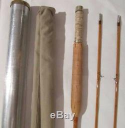 H. L. JENNINGS Bamboo Fly Rod Model #2790 Pre owned