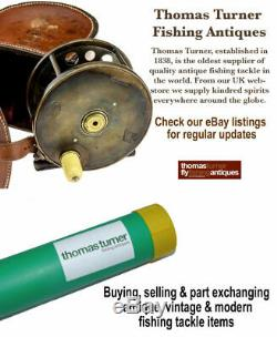 Hardy CC De France 8' Palakona trout fly fishing rod, in great condition