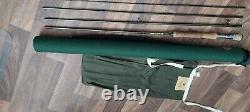 Hardy Demon 10' #7 fly fishing rod excellent condition