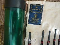 Hardy Smuggler De Luxe 9' 6 Travel Fly Rod #7 8 Piece COLLECTION ONLY KENT ME19
