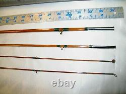 Heddon #10 Bamboo Fly Rod 3pc 8-1/2' Withex tip HDH
