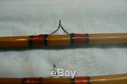 Herters Bamboo Fly Rod / 8' 2/2 / 4/5wt. / Made in England