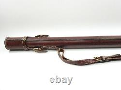 Holland Sport Leather Fly Rod Tube. 36