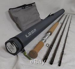 LOOP Evotec 12' 6 6 weight medium fast Fly Fishing spey rod with warranty card