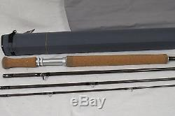 LOOP Evotec 13' 7 weight medium fast Fly Fishing spey rod with warranty card
