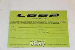 LOOP Evotec 15' 10 weight fast Fly Fishing spey rod with warranty card