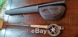 Lamson CA 590-4 Center Axis Fly Fishing Rod Mint Condition