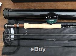 Loomis Asquith 5 weight 9 foot 4 piece fly fishing rod