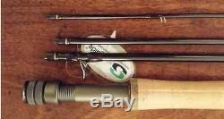 Loomis and Franklin Fly fishing rods 2016 IM7 thin blanks with tube, 12 types