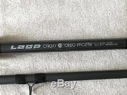 Loop Cross S1 Double Handed Salmon Fly Fishing Rod 15 ft 10 wgt NEVER BEEN USED