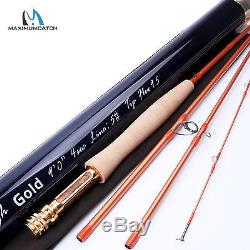 Maxcatch Fly Rod 5WT 9FT Graphite IM12 High Quality Fly Fishing Rod