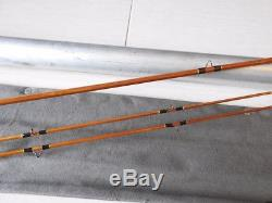 Milward's Abercrombie and Fitch No. 2 Bamboo Fly Fishing Rod. 7' 6