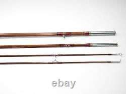 Montague/Orvis Impregnated Bamboo Fly Rod. 8' 6
