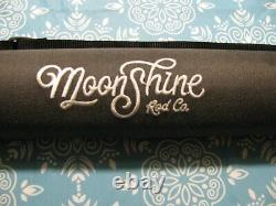 Moonshine Rod Co. The Drifter Series Fly Fishing Rod 10FT