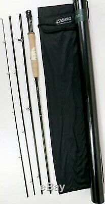 NEW G. Loomis Asquith 9' 12 Wt. Fly Rod ASQ 1290-4