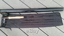 NEW G. Loomis Asquith Fly Fishing Rod 9'- 6wt WithSock & Tube Display Model