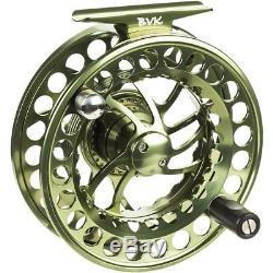 New Temple Fork Outfitters Bvk 0 Fly Fishing Reel For 1/2/3 Wt Rod, Free Us Ship