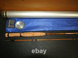 Norm Thompson Ultimate Impregnated Amour Cane Midge Bamboo Fly Rod 6 ft. 2 ps