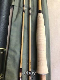 Orvis Adirondack Bamboo 7'6, 5wt, 2pc Bamboo Fly Rod Excellent