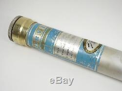 Orvis Battenkill Impregnated Bamboo Fly Fishing Rod. 8 1/2. With Tube and Sock