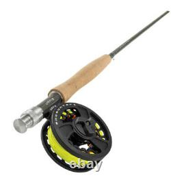 Orvis Encounter Outfit 905-4 9' Ft #5 Weight 4 Pc Fly Rod & Reel Kit In Stock