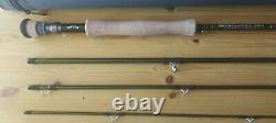 Orvis Fly Rod Clearwater 10ft 7 Weight, 4 piece in tube (Used Once)